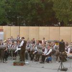 Konzert im Volksgarten