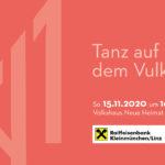 """ABGESAGT: Herbstkonzert """"Tanz auf dem Vulkan"""""""